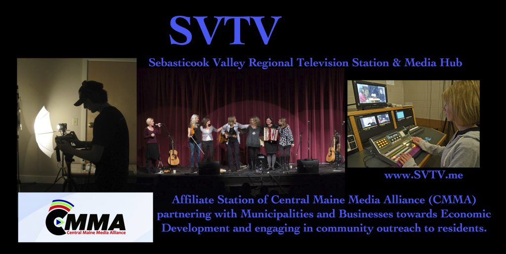 Member and Affiliate Stations – Central Maine Media Alliance